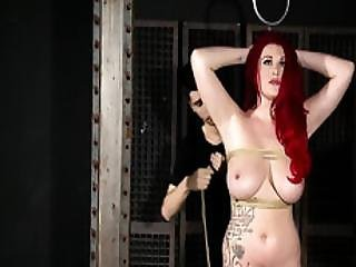 Adorable Fetish Anal Actions With Latex And Bdsm