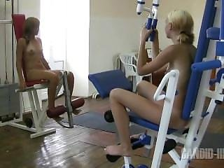 Teen Nudist Workout ?01-14 Kollaider2009
