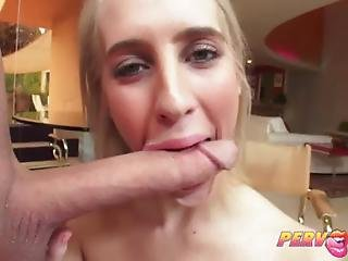 Pervcity Cadence Lux Makes Music With Her Luscious Mouth