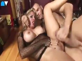 Creampie Deep Big Boobs Blonde