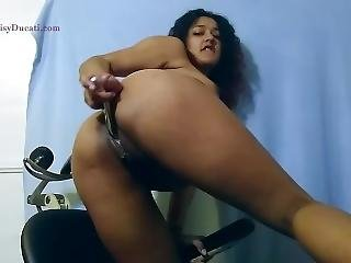 Dripping Wet Pussy Play
