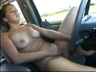 Most Women Masturbate While Driving
