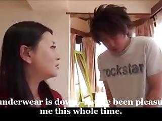 scopata, giapponese, milf, mamma, giovane