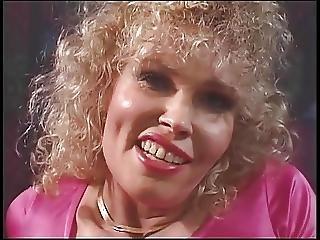 Blonde Milf Facial Anal Gangbang