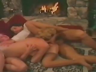 anal, stort bryst, krem, creampie, sædshot, tissemand, hardcore, slik, bane, fisse, fisse slikning, vintage