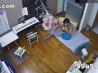Family Webcam And Boyfriend Mobile Video Masturbation