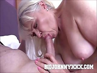 Grey Haired Dirty Old 64 Year Old Glamorous Granny Lady Sextasy Fucks Young Toyboy Hotel Employee Bareback Xxx Old Tart In Stockings Fucked