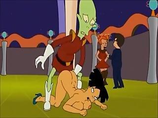 Chaud porno dessins animés films