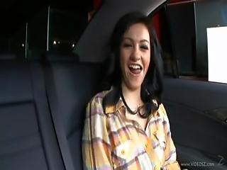 Mandy Hoore Backseat Banging