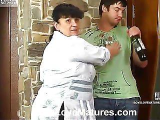 Aunt, Brunette, Dress, Drunk, Fetish, Fucking, Mature, Pussy