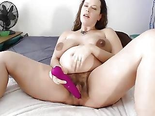 Amateur, Fingering, Masturbation, Preggo, Sex, Toys, Webcam