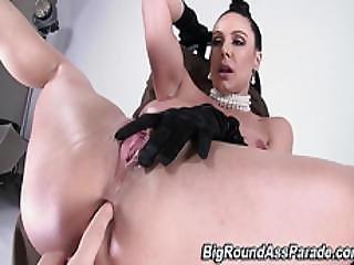 Big Ass Rimmed Ho Throats