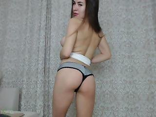 Mfc Anna Nice Tits Tease In Panties Webcam