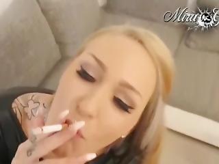 Smoking Fetish Compilation
