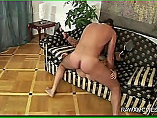 This Guy Fucks Hard And She Knows It