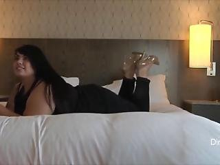 Latina Bbw First Porn Casting Audition - Part 2 Extended Video