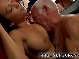 Hairy Old Women And Nasty Old Mom At That Moment Silvie Comes In The