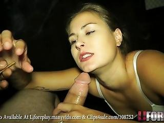 Smoking A Blunt While Sucking Cock - Ljforeplay