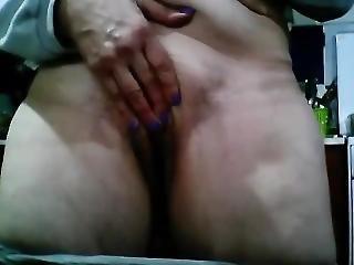 Serbia Grandma Fingering Her Old Vagina 5.