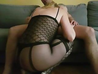 Bodystocking, High Heels, Fuck Wife