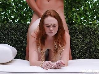 Redhead That You Just Have To See Getting Pounded