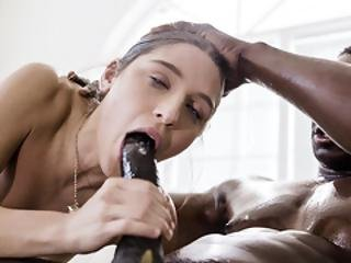 Obsessed Teen Abella Danger Bangs With Her Neighbor