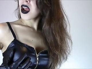 Leather Gkove Mistress
