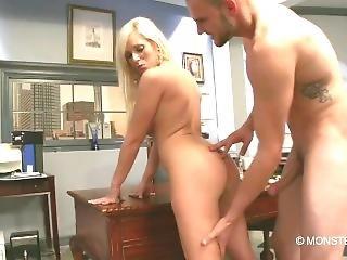 Big Dick J Mac Fucks His Boss Girl Angelina Ashe