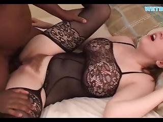 Amateur Homemade Cougar Milf Destroyed By Bbc