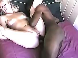 Sexy, Fit Milf Takes Bbc Creampie