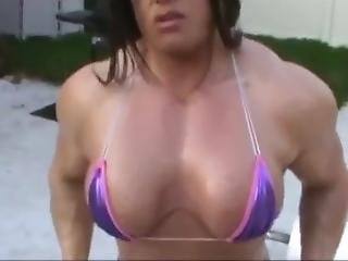 Ultimate Muscle Domination Compilation - Part 1