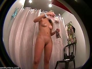 Tanned Chick Changeroom Spycam Shots