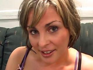 British Slut Isabel Ice Gets Fucked After Riding Her Bike