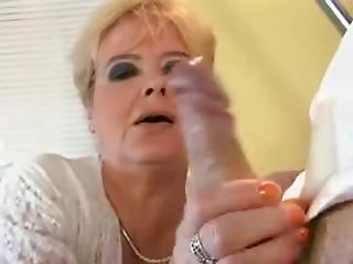 Granny Anal Hot