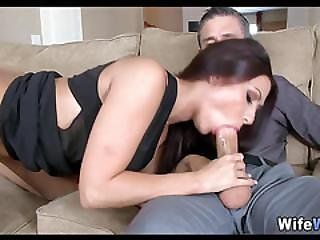 Married Woman Cuckolds Her Husband