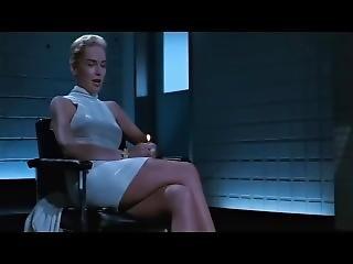 Sexy Crossed Legs