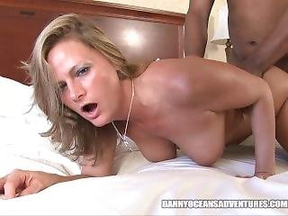 Docean Becca Blossoms Gets Black Creampie In Her Milf Cunt