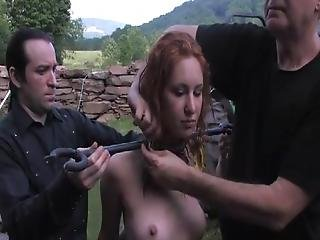 Titty Torture For Nice Pussy