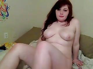 Chubby Teen Masturbation Webcam