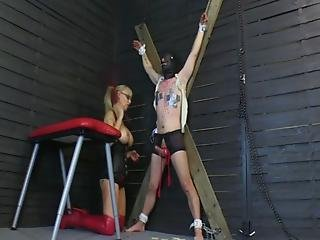 Dirty Femdom Barn Girl With Norwegian Monicamilf