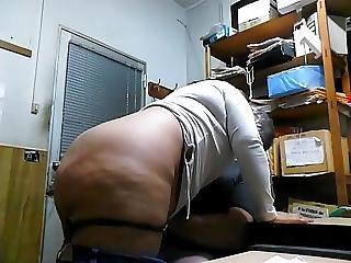 Cojida En La Oficina