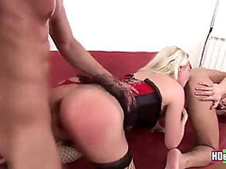 Blonde Bitch Used By Gays