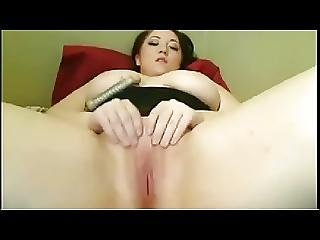 Chubby Fat Teen Fingering And Spreading Her Wet Pink Pussy