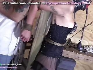 Bondage, Fetysz