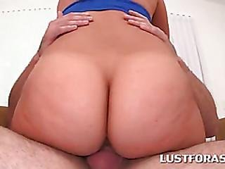 Big Ass Dolls Riding Fat Cocks In Foursome