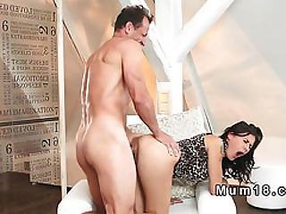 Mom Gets Her Delicious Pussy Banged