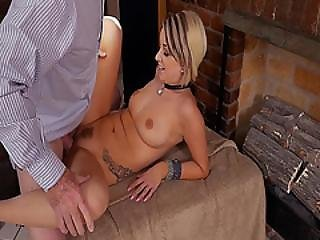 Presley Carters Teen Pussy Fucked By Old Cock