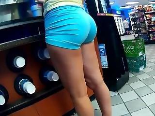 Candid Teen Shorts Hd