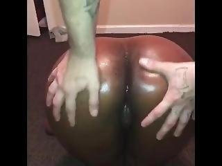 Oiled Up And Ready To Fuck