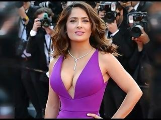 Salma Hayek - Ultimate Fap Cumpilation (2017)